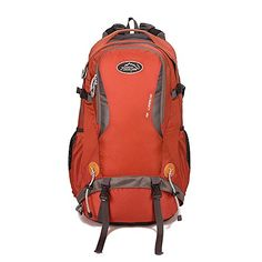 Vitalite40L Waterresistant Outdoor Sports Hiking Climbing Trekking Backpack Rucksack Orange >>> You can find more details by visiting the image link.(This is an Amazon affiliate link and I receive a commission for the sales)