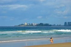 Tugun Beach. Snapper Rick Lay