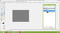Octavo paso: Una vez creada la capa seleccionamos la herramienta de relleno, es el bote de pintura que aparece a la izquierda en tu paleta, rellenamos la capa con el color blanco.