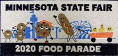 STAFF PICK: TOP 10 PICK! (Class 2 - Amateur) Thanks to this crop art entry from Meredith K. of East Bethel, Minn. Minnesota State Fair, Memories, Day, Memoirs, Souvenirs, Remember This