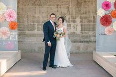 Check out more of Emily + Michael's wedding on the Blog! | Photography: Leia Smethurst Photography | Wedding Inspiration | Brides of Oklahoma #bridesofok #oklahomawedding #cutecouples