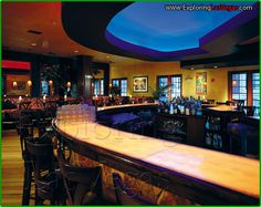 Blue Martini Bar at Towne Square