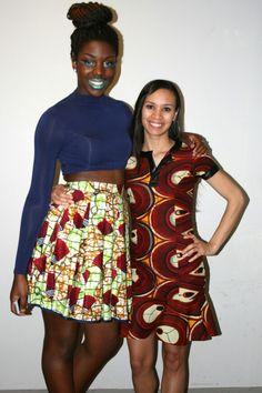 African Print Fashion ny Melange Mode