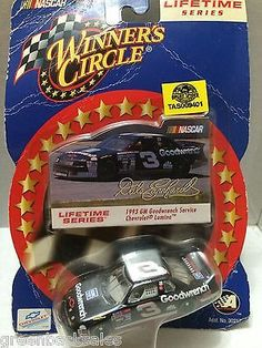 Nascar Winner's Circle Die Cast Car - Dale Earnhardt Sr. This item is NOT in Mint Condition and is in no way being described as Mint or even Near Mint. Our toys have not always lead the perfect life,