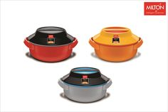 #Milton Launches 'Microwow', World's First Microwavable Insulated Casserole with Steel Inner #HamiltonHousewaresPvtLtd.