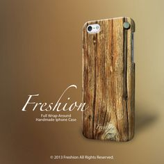 iPhone 6 case timberwood iPhone 6 plus case, iPhone 6 cover wooden brown iPhone 6 plus cover, tough case hard plastic case by Freshionshop on Etsy