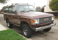 The Legondary LandCruiser..  We have a 2013 on the way!! http://www.toyotaofdothan.com/