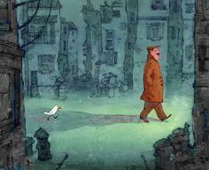 Bird Walk by Lee White