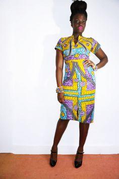 maturity- My African Closet