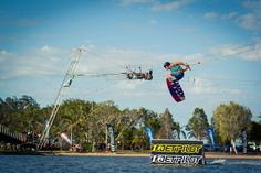 Take Dad wakeboarding on the Sunshine Coast for Day 29 of our 30 Days of Father's Day from Gift It Now!