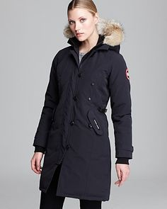 Canada Goose Kensington Parka Women - Coats & Jackets - Down & Puffers - Bloomingdale's Canada Goose Kensington, Kensington Parka, Cheap Boutique Clothing, Womens Clothing Stores, Clothes For Women, Canada Goose Parka, Canada Goose Jackets, Canada Goose Victoria, Black Parka Jacket