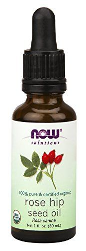 Extracted from the seeds of Rosa canina Pure Rose Hip Seed Oil is rich in Omega-6 essential fatty acids. This oil can be used to aid in skin cell renewal to replenish a healthy glow and helps damaged...