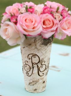 #Weddings #Weddingideas » 26 Ideas to Rock Your Winter Wedding with Birch Centerpieces