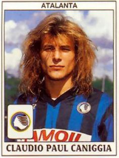 #caniggia Just after this was taken he caught the 73 bus to join the band A-ha www.goalhangers.co.uk