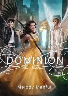 Dominion (Guardian Angels #1) by Melody Manful