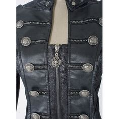 Manteau Gothique Steampunk Punk Rave