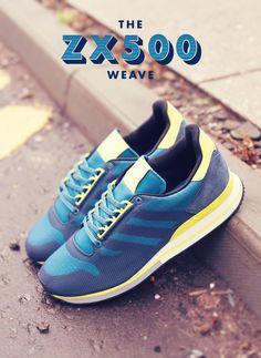9d5684e86572 adidas Originals ZX 500 Weave Adidas Og