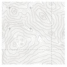 Seamless Topographic Map Royalty Free Stock Vector Art Illustration