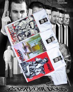 #movie #costum #tshirt #unisex #film #cinema #classic #musthave #favorite #white #printed #pattern #vintageshop #szputnyik #szputnyikshop #budapest #quentin #tarantino #reservoirdogs Reservoir Dogs, Quentin Tarantino, Thought Provoking, Budapest, Vintage Shops, Cinema, Vintage Fashion, Unisex, Printed