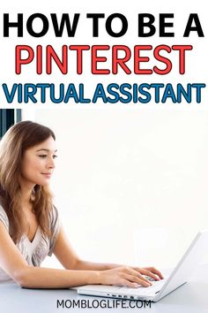 If you've been looking to start your own side hustle business as a stay at home mom, here is look at how to be a Pinterest virtual assistant. A look at courses to take, services to offer, what is a Pinterest virtual assistant and more! #sidehustle #sidehustles #workathome #onlinebusiness #workfromhome #workanywhere #homebasedwork #makemoney #earnmoneyonline #makemoneyonline Home Based Work, Work From Home Tips, Stay At Home Mom, Make Money Blogging, How To Make Money, How To Become, Home Based Business, Online Business, Craft Business