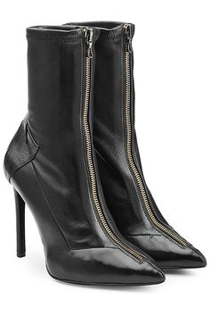 Leather Ankle Boots detail 0