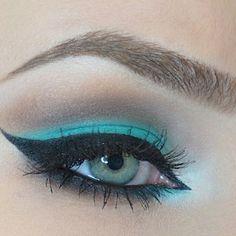 madzioha #cosmetics #makeup #eye