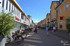 Direction: Sweden!: Nyköping na jeden dzień Sweden, Street View