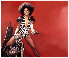 "Betty Davis 1974- ""Say that I'm Different"""