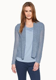 Marc O'Polo cardigan in light blue