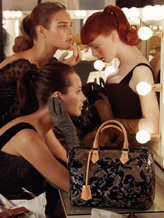 Louis Vuitton fall 2010 Ad  Campaign