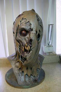 Scarecrow by ~Caseylovedesigns on deviantART