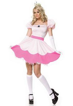 12 best mario costumes images on pinterest carnivals mario bros adult princess peach mario costume women costumes solutioingenieria Choice Image