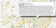 Esta ha sido una tarea colaborativa. Hemos hecho aportaciones sobre lugares en Andalucía que están relacionados con la ciencia. En este enlace se puede ver el mapa con todas nuestras intervenciones: https://www.google.com/fusiontables/embedviz?viz=MAP=select+col6+from+1p1lo-TAp1mhSUCE-jlj4vBF65aWSzcgJrtXImLI=false=37.263807175290175=-4.728680849075317=8=1=col6=2=2