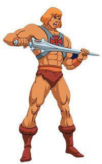 He-Man Master of the Universe My son loved this when he was little