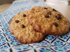 Utiliser les flocons d'avoine pour préparer un biscuit avoine et pépite de chocolat est un vrai délice! Et la recette est très facile.