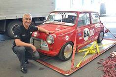 Mike Pero backs Worlds Fastest Mini