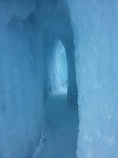 Ice Castles, Steamboat Springs, Colorado