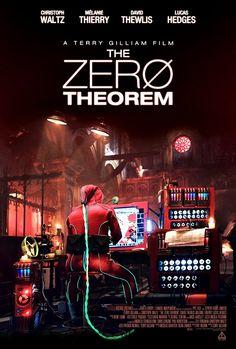 [The Zero Theorem]: ¡Qué conveniente! Una entidad denominada 'La Dirección' y descubrir que nos somos más que una de muchas hormigas trabajando. ¡El 0 debe ser igual al 100%! Está en el teorema, lol