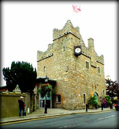 Dalkey Castle and Heritage Centre, Co. Avondale House, Visit Dublin, Erin Go Bragh, Heritage Center, Dream Vacations, Big Ben, Castles, Places Ive Been, Paths