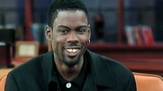 A few months before Chris Rock became a breakout star, he brought his groundbreaking comedy to The Oprah Winfrey Show. Here's a look at his first appearance.