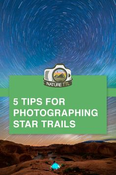 Want to photograph star trails? This video tutorial will show you how to be successful in the world of astrophotography and capture motion in the night sky. Best Photography Blogs, Motion Photography, Landscape Photography Tips, Photography Basics, Photography Tips For Beginners, Underwater Photography, Night Photography, Photography Tutorials, Landscape Photos
