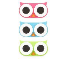 Owl contact case  #owl