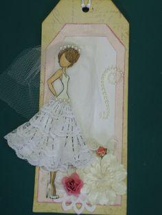 Pretty Bride - Scrapbook.com