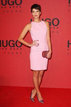 Pixie Geldof Photos - Hugo By Hugo Boss Arrivals - Mercedes-Benz Fashion Week Autumn/Winter 2013/14 - Zimbio