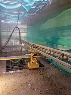 Can you cut holes in an unbonded post-tensioned concrete floor slab? Freyssinet was asked this question recently regarding a building that required the installation of a new lift core. In 'Unbonded post-tensioned floor slabs', Philip Watkins-Smith reports.