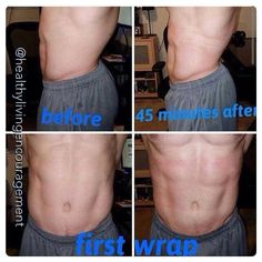 Have you tried that crazy wrap thing? It works is a health and wellness company!! The ultimate body applicator tightens, tones, and firms in as little as 45 minutes and enhances your healthy lifestyle!! https://andreha.myitworks.com