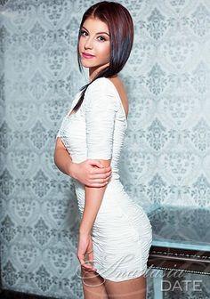 Mujer rusa Valeriya ucraniana de Kiev, 20 años, el color del pelo de Brown