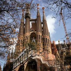 Barcelona is beautiful