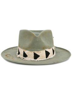 e2f10a47ca9 Shop Nick Fouquet Little Cypress hat at Browns.