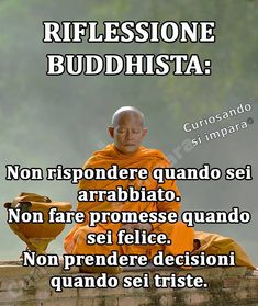 SAGGEZZA The Words, Motivational Quotes, Inspirational Quotes, Italian Quotes, Quotes About Everything, Magic Words, Beautiful Words, Life Lessons, Buddha